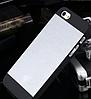 Чехол серебряный Motomo для Iphone 5/5S