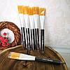Кисть CORINGCO для удобного нанесения масок для лица Black Yellow Pack Brush, фото 2