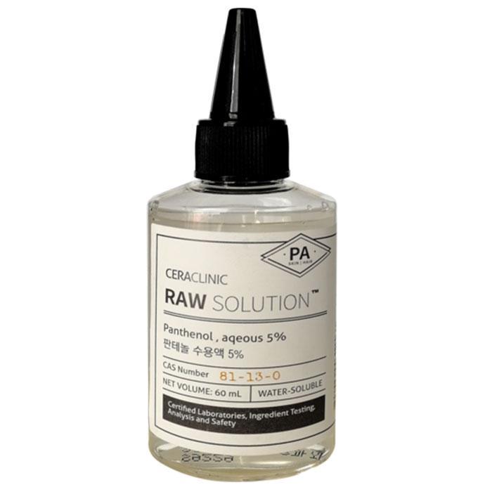 Універсальна сироватка CERACLINIC ПАНТЕНОЛ Raw Solution Panthenol aqeous 5% 60 мл