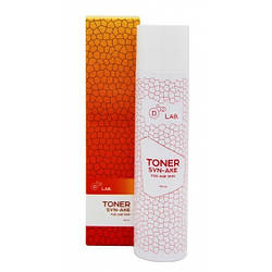 Тонер для лица D2 Lab змеиный пептид Toner Syn-Ake 150 мл