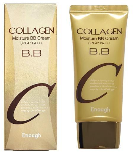 Увлажняющий BB крем Enough с коллагеном Collagen Moisture BB Cream SPF47 PA+++