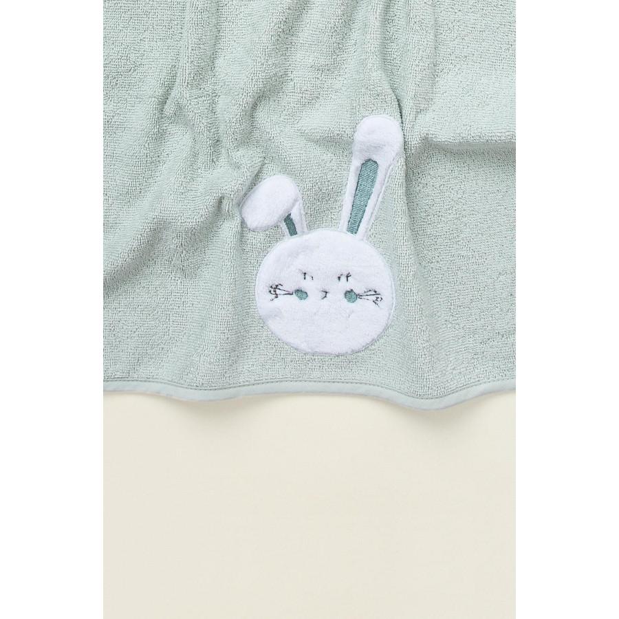 Рушник дитяче Irya - Bunny mint 50*75 ментоловий