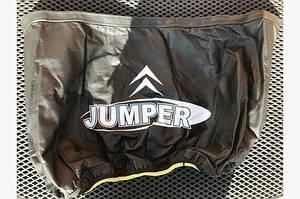 Чехол капота (надпись Jumper) На полный капот, 1995-2001 - Fiat Ducato 1995-2006 гг.