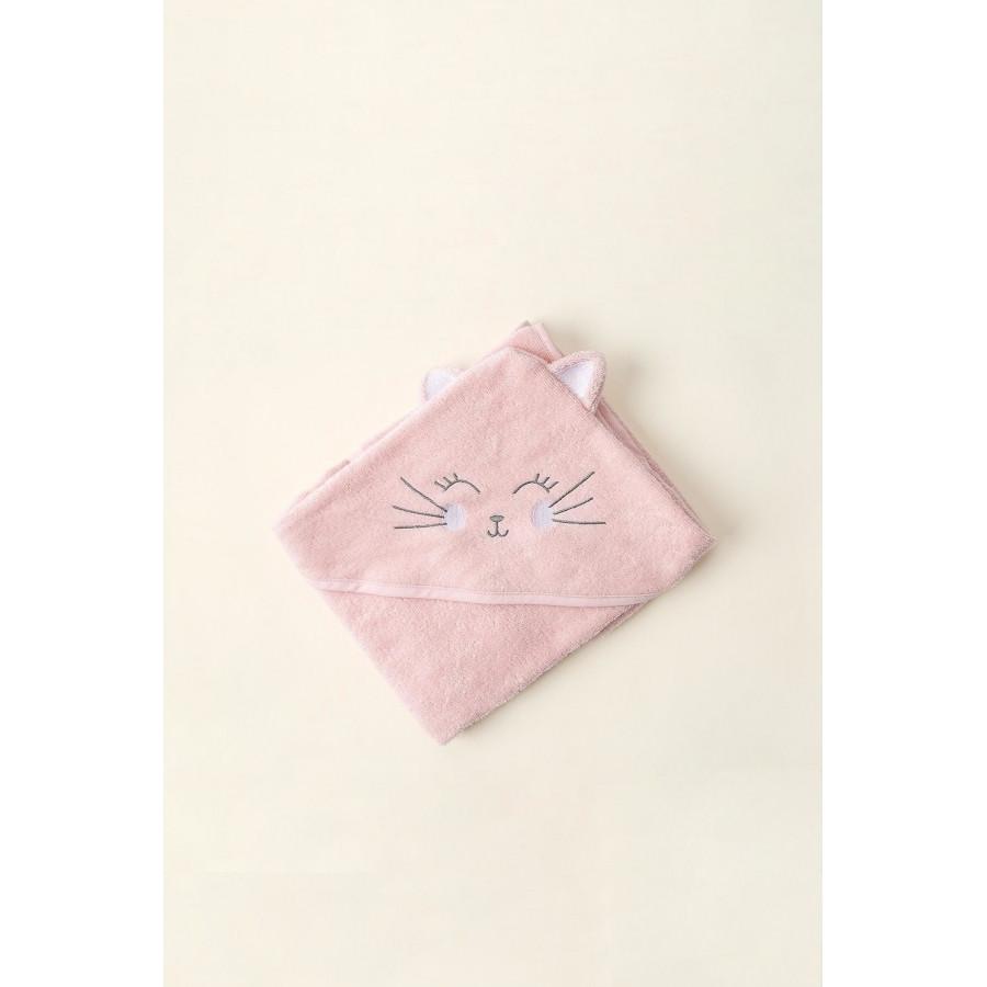 Уголок для купания Irya - Kitty pembe 75*75 розовый