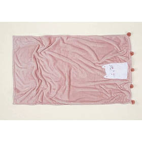 Детский плед Irya - Kitty pembe розовый 75*120