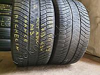 Зимние шины бу 285/40 R19 Michelin