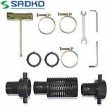 Мотопомпа Sadko GWP-4030 (19 м.куб / год, для чистої води) (F00162801), фото 4