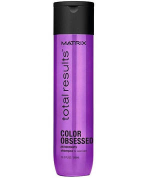 Шампунь для фарбованого волосся Matrix Total Results Color Obsessed 300 мл