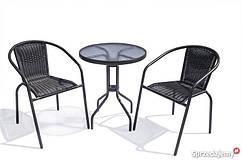 Набор садовой мебели PATIO стол + 2 стула Польша