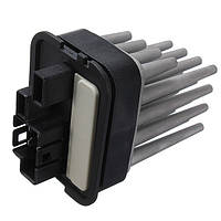 Блок управления (резистор, регулятор) мотора отопителя (печки) GM 1808441