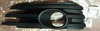 Решётка переднего бампера левая под противотуманную фару (используется с передним спортивным бампером) 6400599 13205877 13182924 551004542 906000011