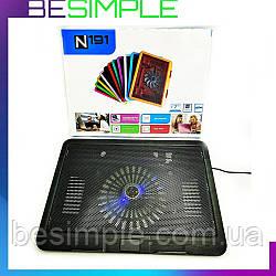Подставка для ноутбука, Охлаждающая подставка для ноутбуков N191