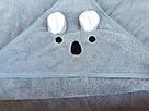 Рушник після купання  для діточок110х110, фото 3