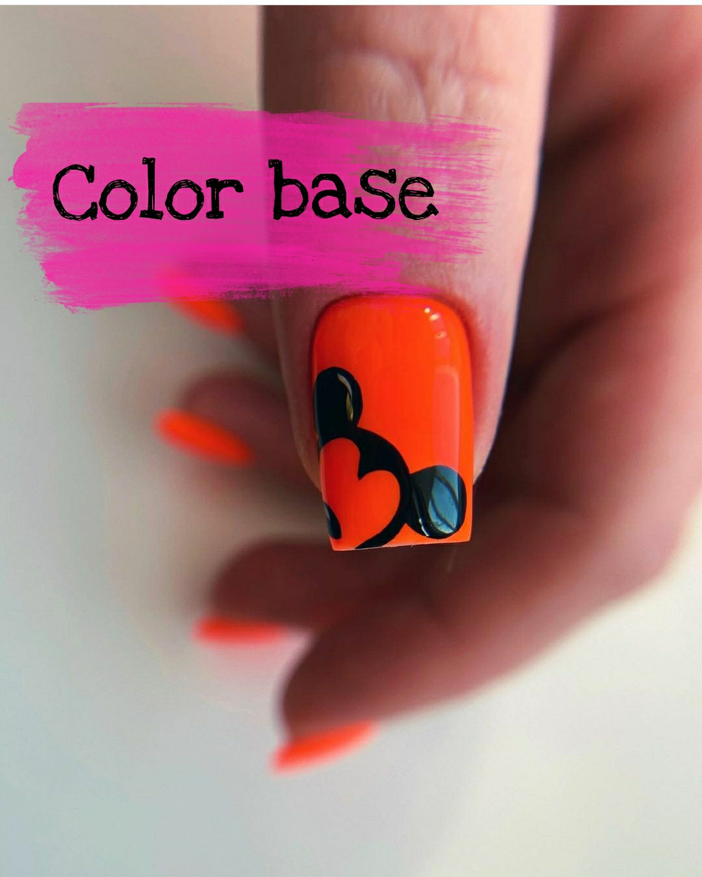 Wink me color base Neon #1 8 мл