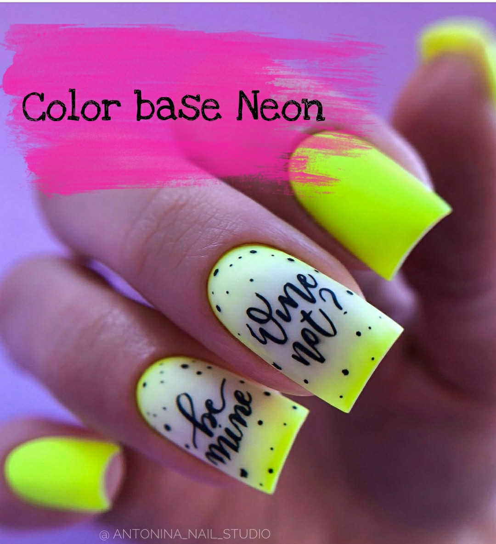 Wink color me base Neon #3 8 мл