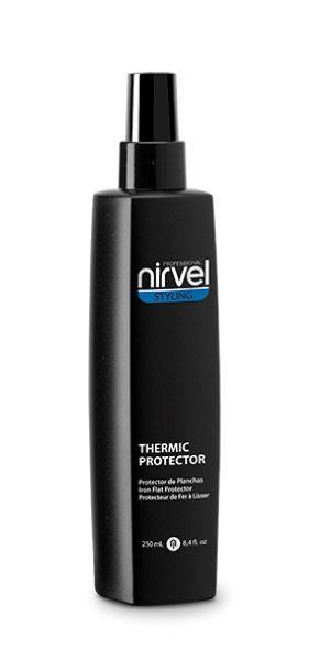 Засіб для захисту волосся від термічного впливу Nirvel Fx flat Iron protector, 250мл