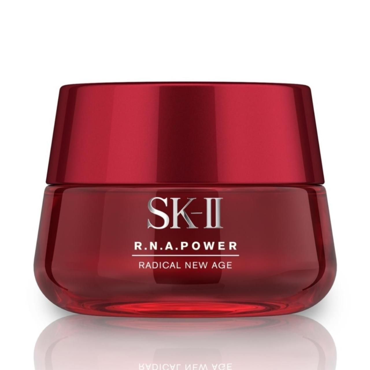 SK II RNA Power Radical New Age Антивозрастной укрепляющий и увлажняющий крем для лица 100 g