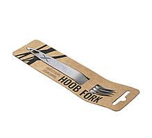 Вилка для приготовления кальяна Hoob Fork (серебро)