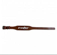Пояс атлетичний IronFlex (Brown)