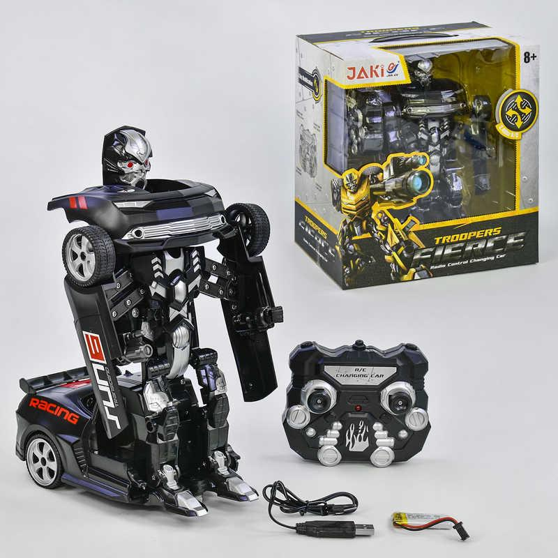 Машина-трансформер на радіокеруванні TT 661 A з світловими і звуковими ефектами
