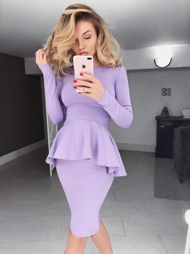 Витончена сукня з баскою
