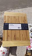 Дошка кухонна Lessner прямокутна бамбук 34х24х1,8 см 10300-34