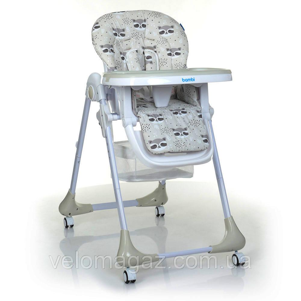 Детский cтульчик-трансформер для кормления M 3233