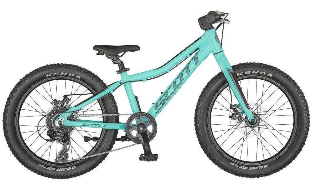 Велосипед SCOTT ROXTER 20 Teal Blue