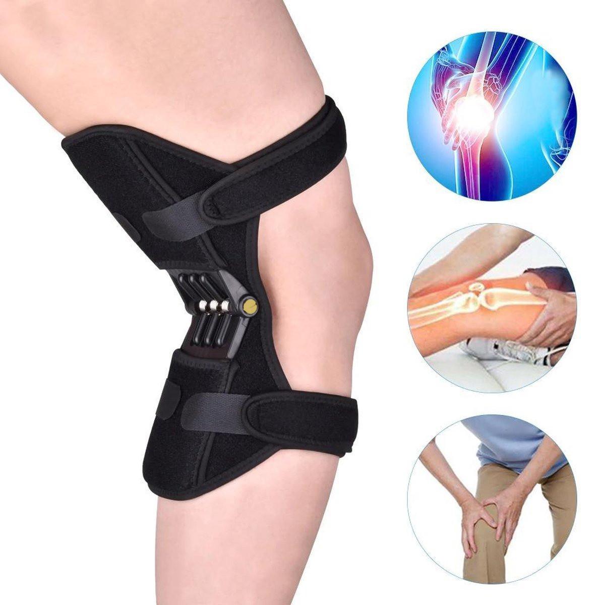 Підсилювач колінного суглоба NASUS PowerKnee, підтримка коліна | усилитель коленного сустава