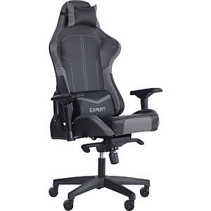 Кресло VR Racer Expert Lord черный/серый TM AMF