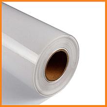 Плівка біла рулон 80 мкм (3м*100 м.) прозора, поліетиленова