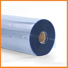 Пленка 200 мкм силиконовая 1.37х30 м. (мягкое стекло)