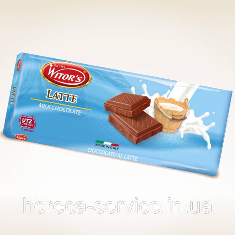 Шоколад молочний Witor's Latte 100 г.