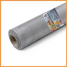 Сітка від комаров1.4х30 м FiberGlass (сіра)