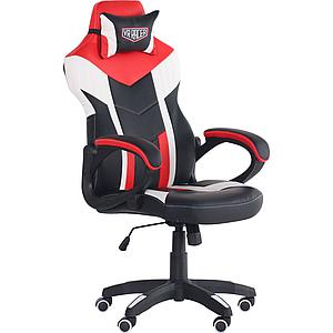 Кресло VR Racer Dexter Hook черный/красный TM AMF
