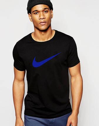 Чоловіча футболка Nike з принтом, фото 2