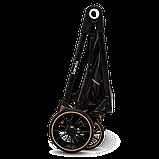 Універсальна коляска 3 в 1 Lionelo RIYA BLACK ONYX, фото 2