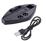 Док-станція тримач дисків KJH для PS VR / Dualshock 4 / PS Move, фото 3
