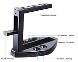 Док-станція тримач дисків KJH для PS VR / Dualshock 4 / PS Move, фото 4