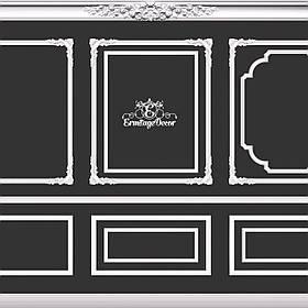 Декоративна рамка 8