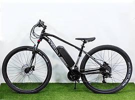 Электровелосипед E-Jazzz Hydraulic 29 li ion 15A 48V 750W original Черно-голубой