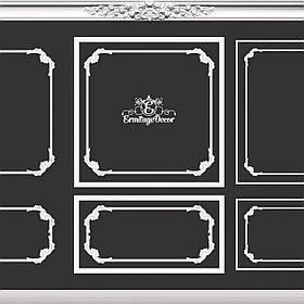 Декоративна рамка 9