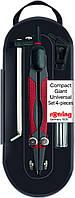 Готовальня Rotring COMPACT 4 предметов D540
