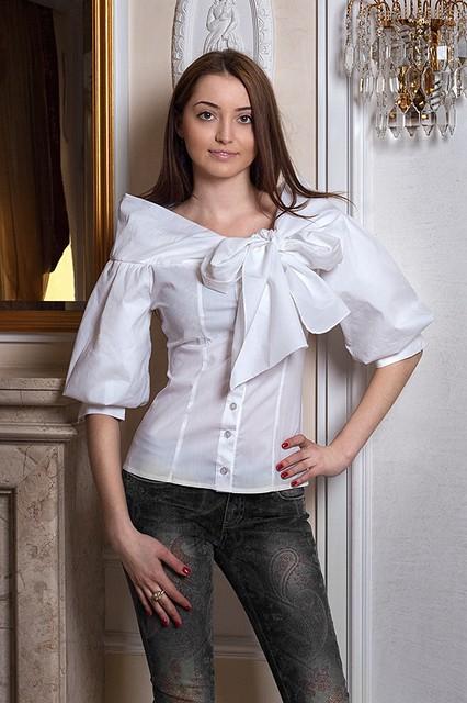 Рубашка мод 340,размер42,44,46