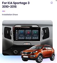 Junsun 4G Android магнітола для kia sportage 2010 -2017 wifi