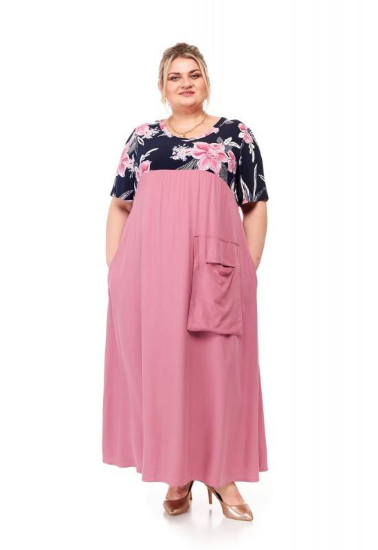 Платье женское от 62 до 76 большие размеры