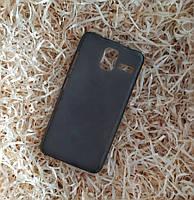 Чехол силиконовый плотный для Lenovo S580, Черный