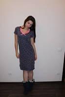 Платье ночнушка вискоза Мэри