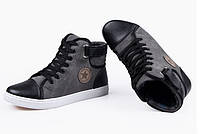Чоловічі зимові черевики-кеди Converse. Модель 04103., фото 4