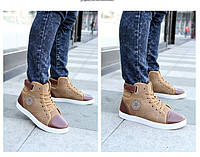 Чоловічі зимові черевики-кеди Converse. Модель 04103., фото 6